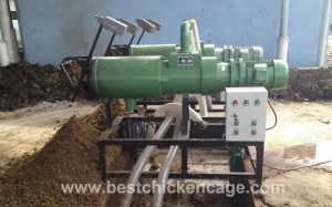 Zezika Dewatering Machine